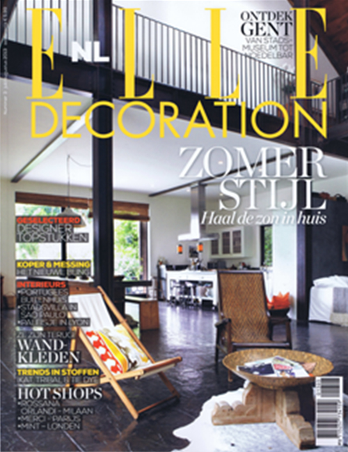 ElleDecorationpublicatie